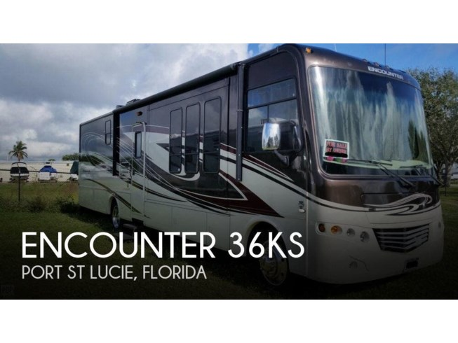 Used 2012 Coachmen Encounter 36KS available in Port St Lucie, Florida