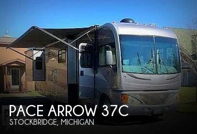 Used 2005 Fleetwood Pace Arrow 37C available in Stockbridge, Michigan