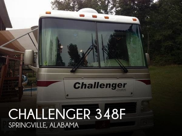 Used 2006 Thor Motor Coach Challenger 348F available in Springville, Alabama