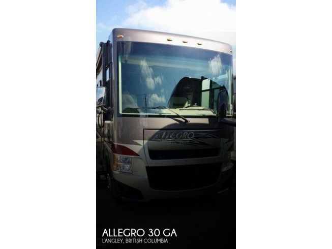 Used 2013 Tiffin Allegro 30 GA available in Sarasota, Florida