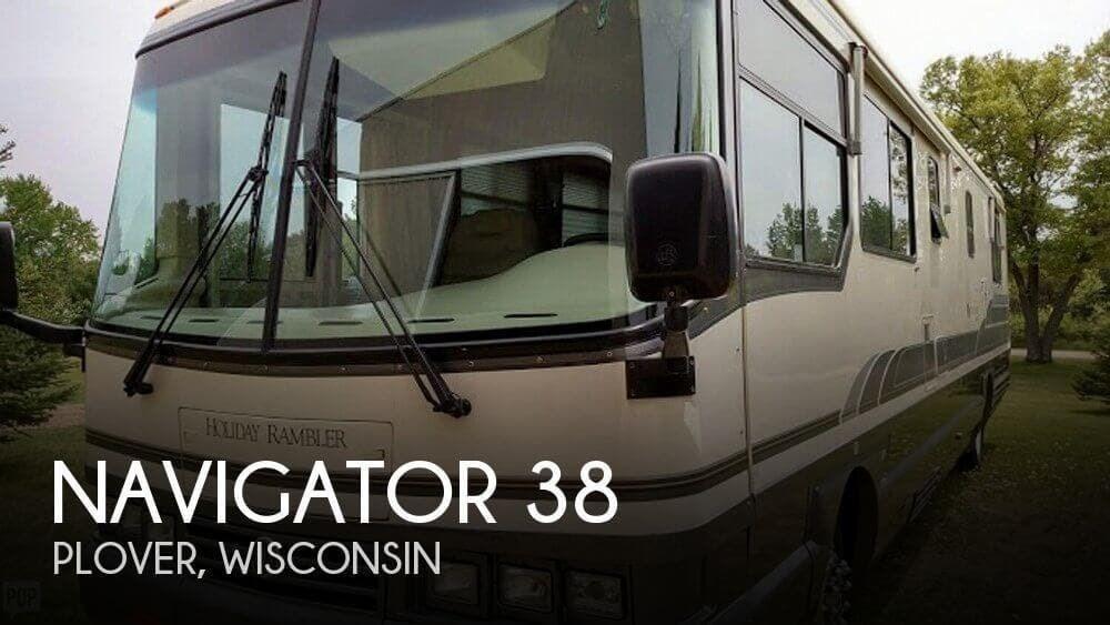 1994 Holiday Rambler Navigator 38 Used Diesel Pusher In Plover Wisconsin 54467Year 54467 Seller Info More