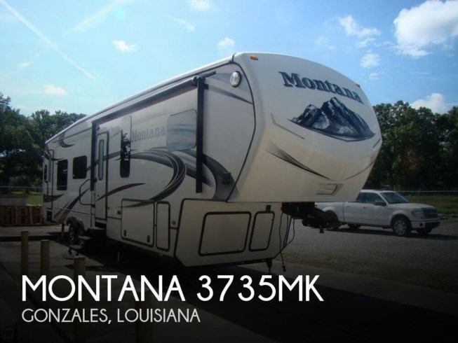 Used 2014 Keystone Montana 3735MK available in Gonzales, Louisiana
