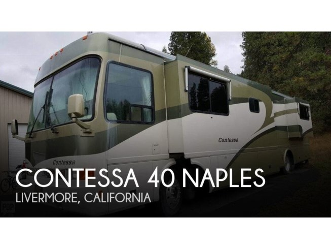 Used 2001 Beaver Contessa 40 Naples available in Livermore, California