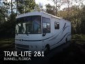 Used 2004 R-Vision Trail-Lite 281 available in Sarasota, Florida