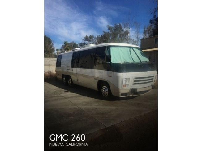 1973 Gmc Rv Motorhome 260 For Sale In Nuevo Ca 92567 159937