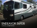 Used 2001 Holiday Rambler Endeavor 36PDB available in Sarasota, Florida