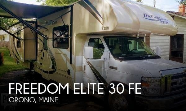 Used 2018 Thor Motor Coach Freedom Elite 30 FE available in Orono, Maine