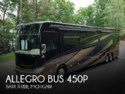Used 2016 Tiffin Allegro Bus 450P available in Sarasota, Florida