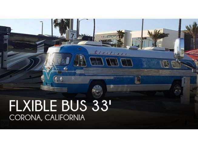 1949 Miscellaneous Rv Flxible Bus 33 Starliner For Sale In