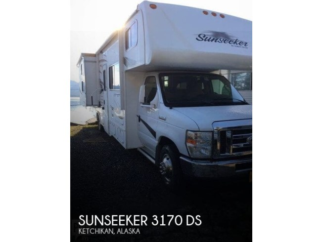 Used 2014 Forest River Sunseeker 3170 DS available in Ketchikan, Alaska
