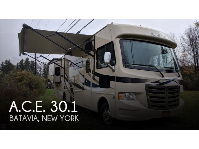 Used 2015 Thor Motor Coach A.C.E. 30.1 available in Batavia, New York