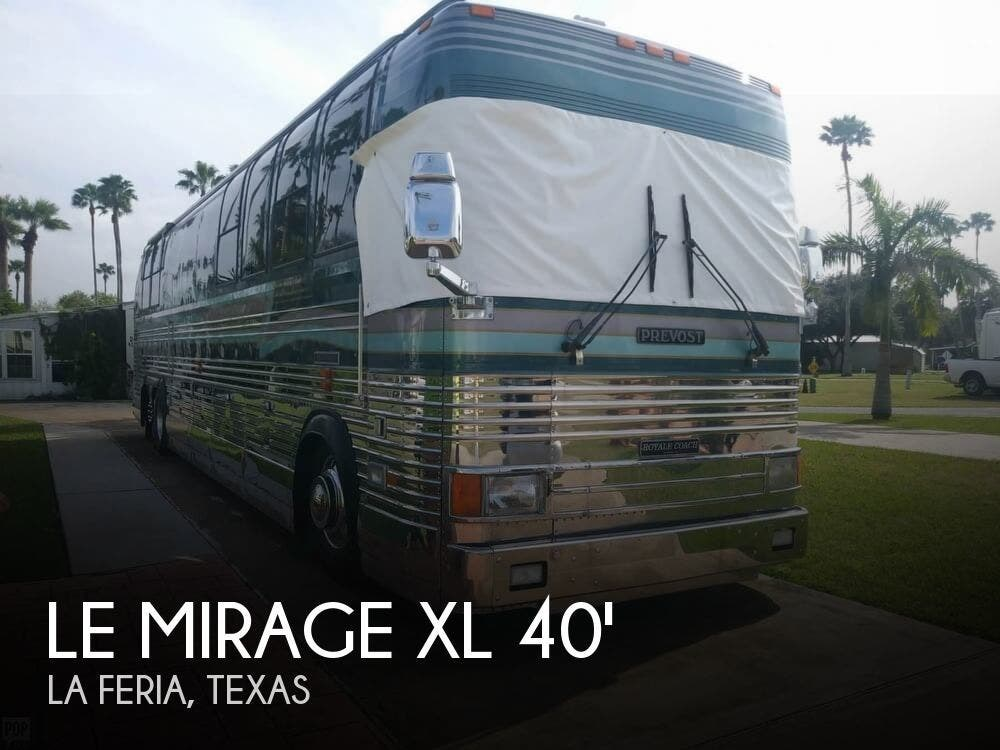 1994 Prevost RV Le Mirage XL Royale Coach for Sale in La Feria, TX 78559 |  161697