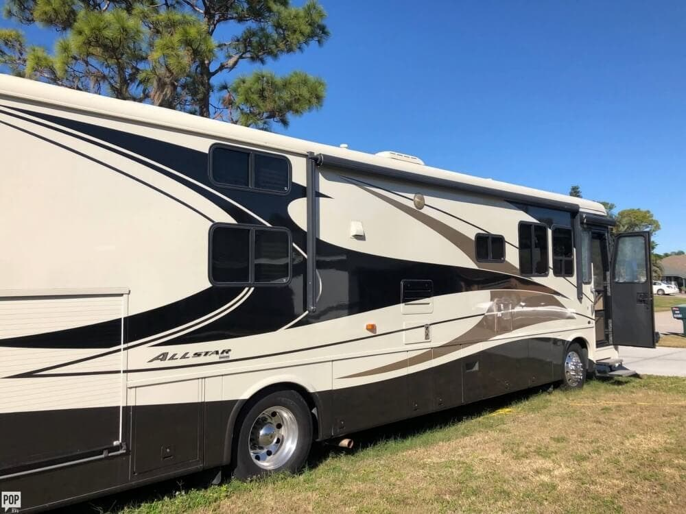 2008 Newmar Rv Newmar 4154 All Star Mid Diesel For Sale In