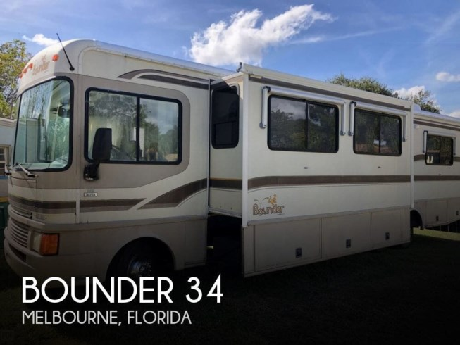 Used 1997 Fleetwood Bounder 34 available in Melbourne, Florida