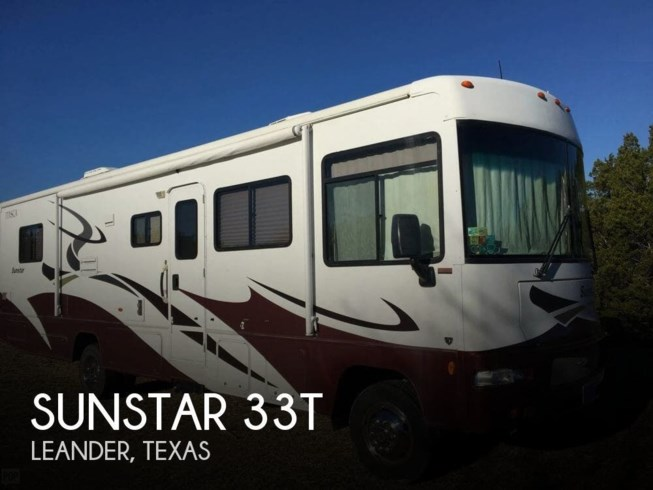 Used 2008 Itasca Sunstar 33T available in Leander, Texas