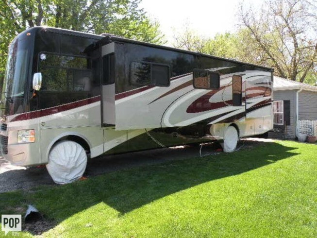 2016 Tiffin Allegro Open Road 36LA - Used Class A For Sale by POP RVs in Southern View, Illinois features Air Conditioning, Awning, Generator, Slideout
