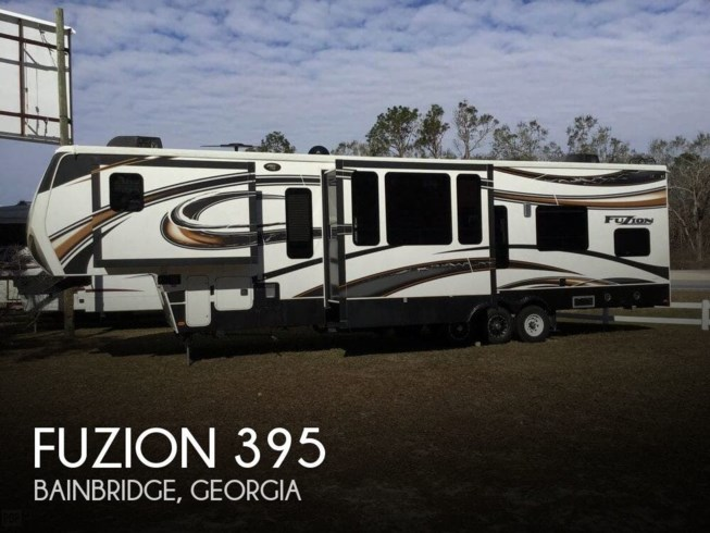 Used 2014 Keystone Fuzion 395 available in Bainbridge, Georgia