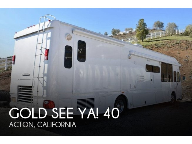Used 2005 Alfa Gold See Ya! 40 available in Acton, California