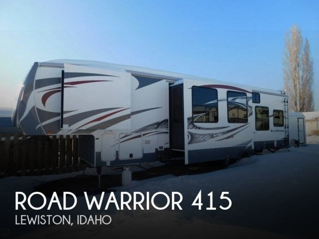 Used 2013 Heartland Road Warrior 415 available in Lewiston, Idaho