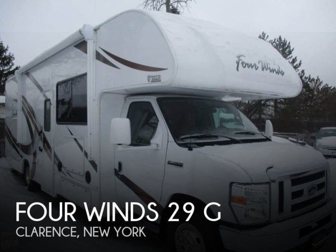 Used 2018 Thor Motor Coach Four Winds 29 G available in Clarence, New York