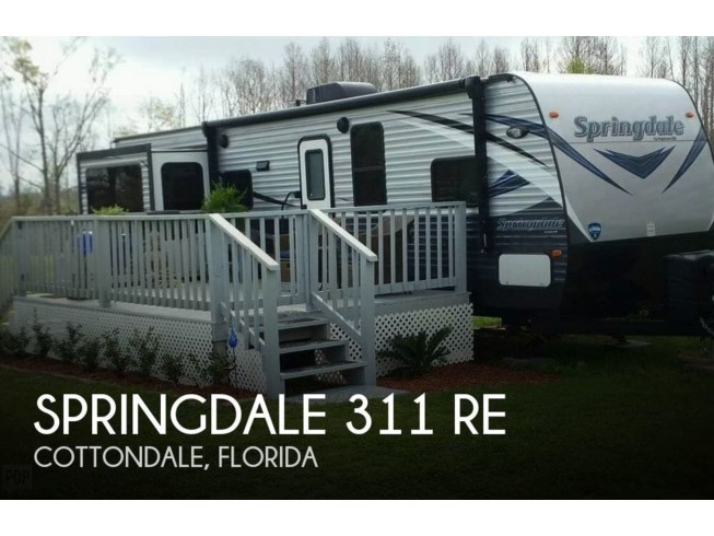 Used 2018 Keystone Springdale 311 RE available in Cottondale, Florida