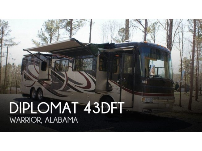 Used 2011 Monaco RV Diplomat 43DFT available in Warrior, Alabama
