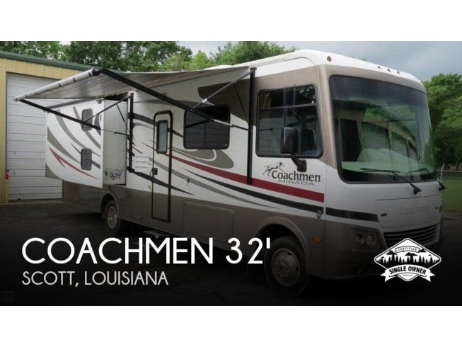 Used 2013 Coachmen Mirada Coachmen  32 BH Silver Edition available in Scott, Louisiana