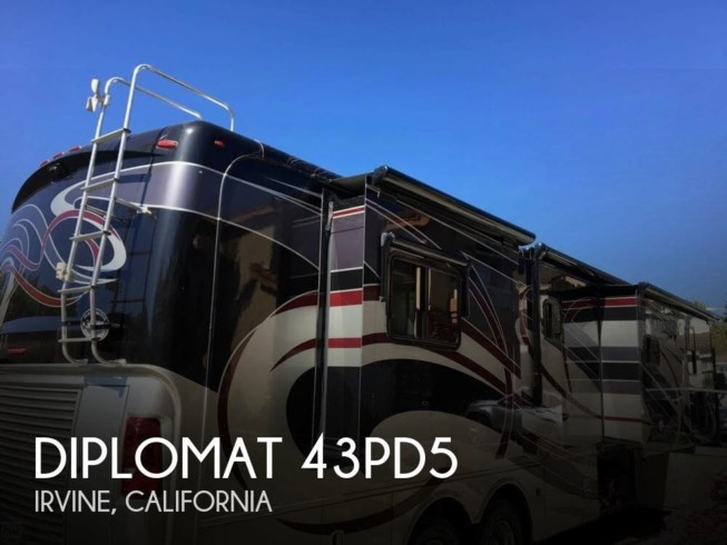 Used 2011 Monaco RV Diplomat 43PD5 available in Irvine, California
