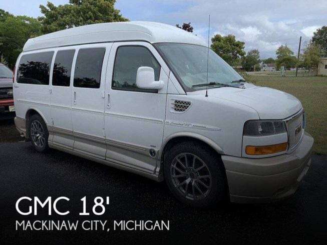 Used 2014 GMC Savana Conversion Limited Explorer SE AWD available in Mackinaw City, Michigan