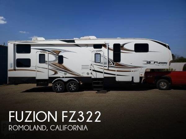 2010 Keystone RV Fuzion FZ322 For Sale In Romoland CA 92585 178111