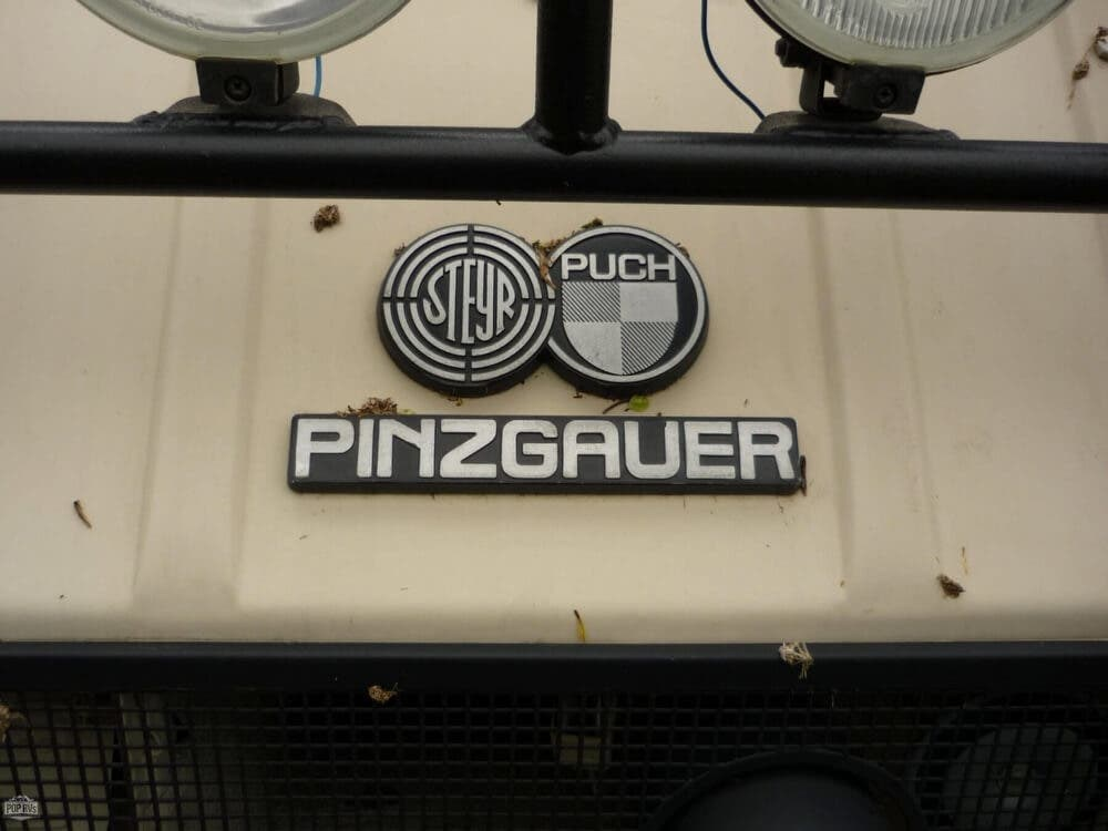 1976 Miscellaneous RV Steyr Puch Pinzgauer 710M Expedition for Sale in New  Berlin, WI 53151 | 179390