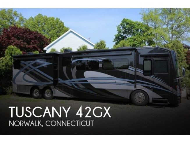 Used 2017 Thor Motor Coach Tuscany 42GX available in Norwalk, Connecticut