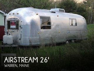 Used 1968 Airstream Overlander Airstream 26 available in Warren, Maine