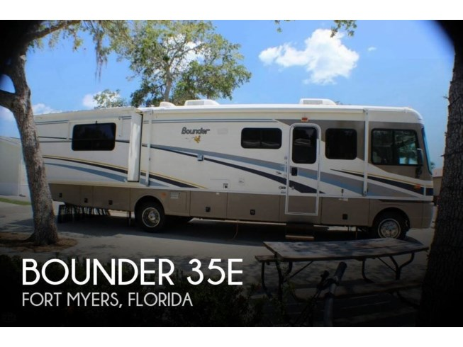 Used 2004 Fleetwood Bounder 35E available in Fort Myers, Florida