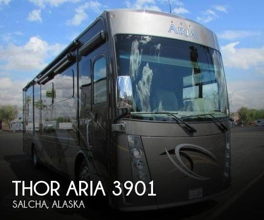 Used 2018 Thor Motor Coach Aria Thor Motor Coach  3901 available in Salcha, Alaska