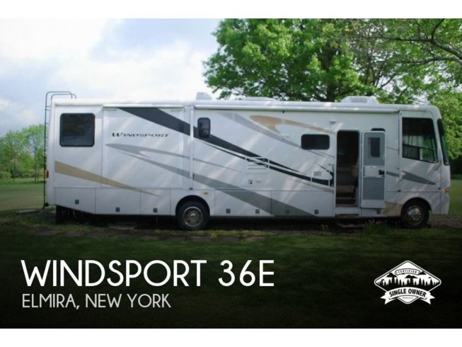 Used 2006 Thor Motor Coach Windsport 36E available in Elmira, New York