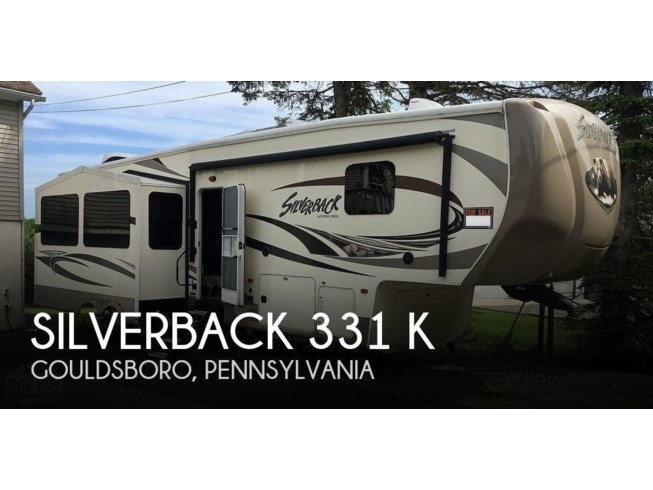 Used 2015 Forest River Silverback 331 K available in Gouldsboro, Pennsylvania