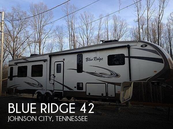 2016 Forest River blue ridge