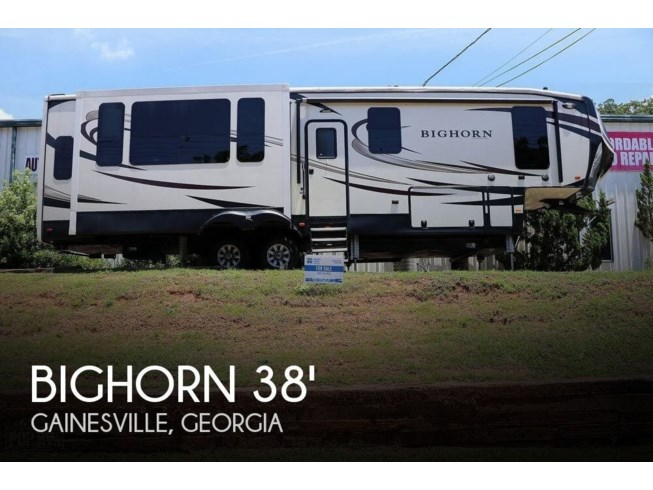 Used 2017 Heartland Bighorn BH 3575 Elite available in Gainesville, Georgia