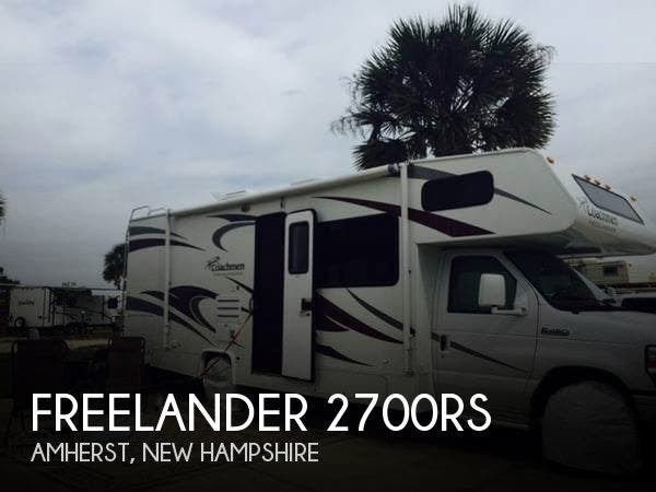 Used 2008 Coachmen Freelander  2700RS available in Amherst, New Hampshire