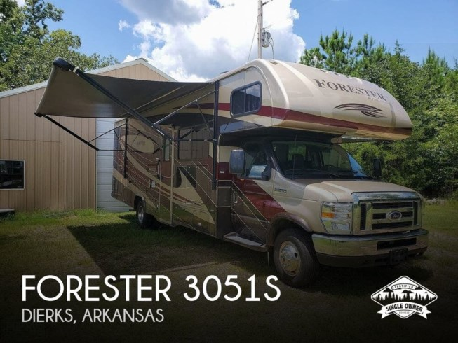 Used 2017 Forest River Forester 3051S available in Dierks, Arkansas