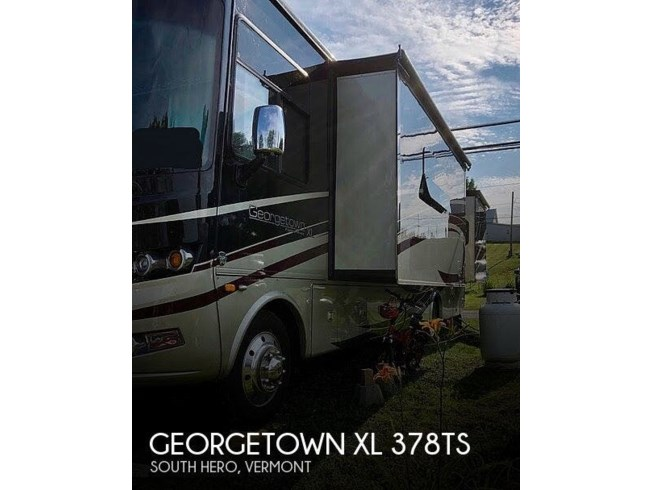Used 2015 Forest River Georgetown XL 378TS available in South Hero, Vermont