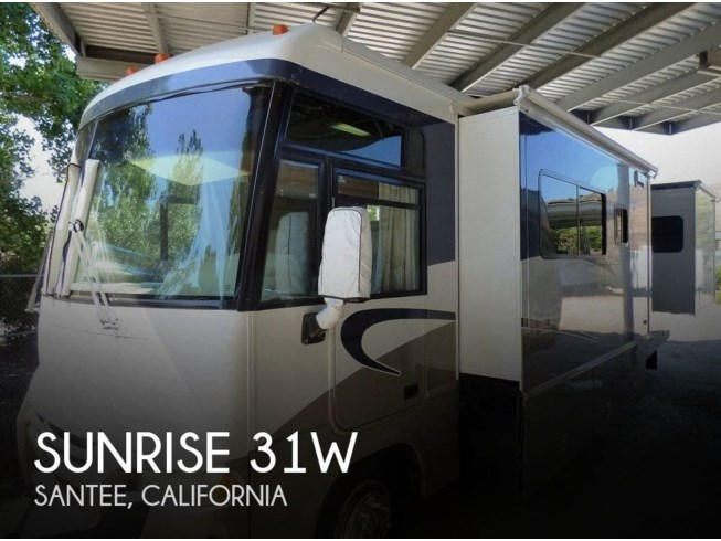 Used 2005 Itasca Sunrise 31W available in Santee, California