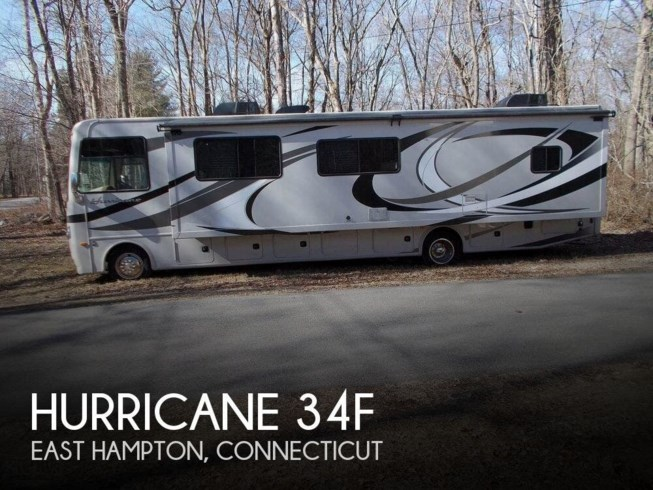 Used 2014 Thor Motor Coach Hurricane 34F available in East Hampton, Connecticut