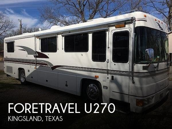 1996 Foretravel RV U270 for Sale in Kingsland, TX 78639 | 184195