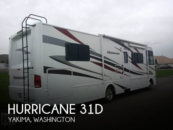 Used 2011 Thor Motor Coach Hurricane 31D available in Yakima, Washington