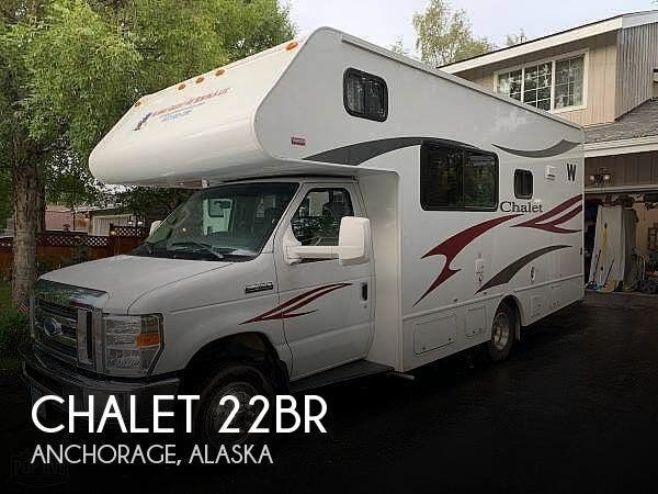 Used 2013 Winnebago Chalet 22BR available in Anchorage, Alaska