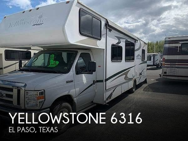 Used 2011 Gulf Stream Yellowstone 6316 available in El Paso, Texas