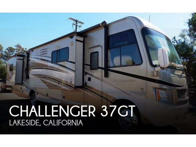 Used 2013 Thor Motor Coach Challenger 37GT available in Lakeside, California