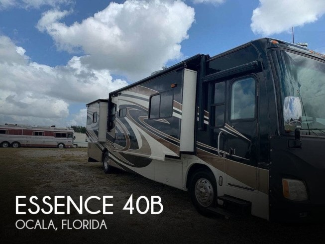 Used 2008 Damon Essence 40B available in Ocala, Florida